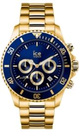 WATCH ICE WATCH STEEL - GOLD BLUE - MEDIUM - CH IC017674