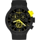 SWATCH CHECKPOINT YELLOW SB02B403