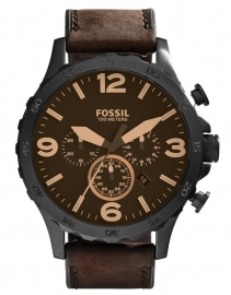 WATCH FOSSIL NATE JR1487