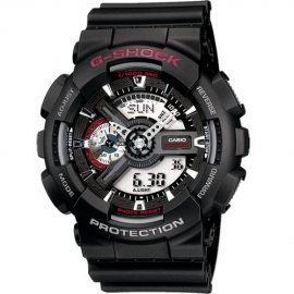 WATCH CASIO S-SHOCK GA-110-1AER