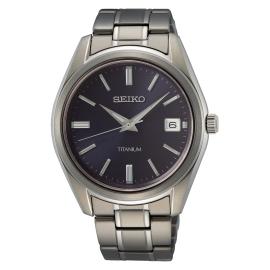 WATCH SEIKO NEO CLASSIC TITANIO EASY REMOVAL LINK SUR373P1