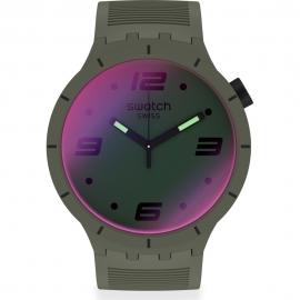 WATCH SWATCH FUTURISTIC GREEN SO27M105