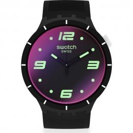WATCH SWATCH FUTURISTIC BLACK SO27B119