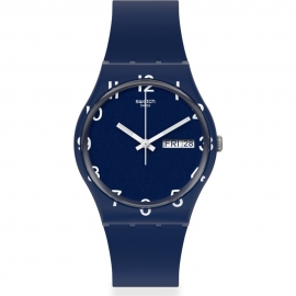 WATCH SWATCH OVER BLUE GN726