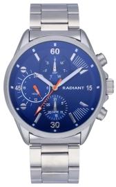 WATCH RADIANT COMMANDER 44MM BLUE DIAL IPSILVER BRAZ RA571702