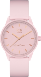 WATCH ICE WATCH SOLAR POWER - PINK LADY - SMALL - 3H IC018479