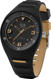 WATCH ICE WATCH P. LECLERCQ - BLACK BEIGE - MEDIUM - 3H IC018947