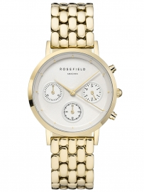 WATCH ROSEFIELD THE CHRONO WHITE GOLD NWG-N90