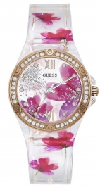 WATCH GUESS WATCHES LADIES CLEAR BLOOM GW0239L1
