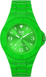WATCH ICE WATCH GENERATION - FLASHY GREEN - MEDIUM - 3H IC019160