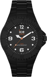 WATCH ICE WATCH GENERATION - BLACK FOREVER - MEDIUM - 3H IC019154