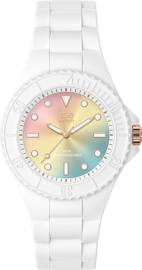 WATCH ICE WATCH GENERATION - SUNSET RAINBOW - SMALL - 3H IC019141