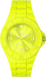 WATCH ICE WATCH GENERATION - FLASHY YELLOW - MEDIUM - 3H IC019161