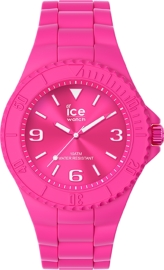 WATCH ICE WATCH GENERATION - FLASHY PINK - MEDIUM - 3H IC019163