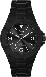 WATCH ICE WATCH GENERATION - BLACK - MEDIUM - 3H IC019155