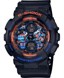 WATCH CASIO  G-SHOCK GA-140CT-1AER