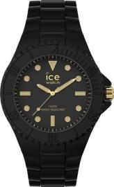 WATCH ICE WATCH GENERATION - BLACK GOLD - MEDIUM - 3H IC019156