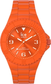 WATCH ICE WATCH GENERATION - FLASHY ORANGE - MEDIUM - 3H IC019162