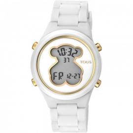 WATCH TOUS D-BEAR TEEN PLASTIC ESF BCA SILIC BLANCA 000351595
