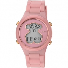 WATCH TOUS D-BEAR TEEN PLASTIC ESF CORAL SILI CORAL 000351605