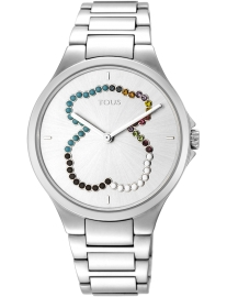 WATCH TOUS MOTION STRAIGHT SS ESF OSO CRISTALES BRA 900350325
