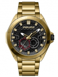 WATCH POLICE RANGER II 3H DATE BLACK DIAL / RG BRAZ PEWJH2110302