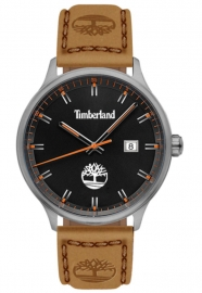 WATCH TIMBERLAND ALLENDALE 3H BLACK DIAL / TAN LEATHER TDWGB2102201