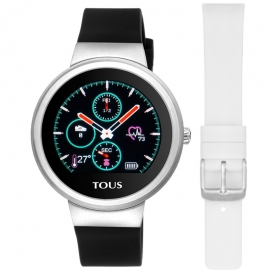 WATCH TOUS ROND TOUCH SILICONA SS ACTIVITY WATCH 000351680