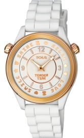 WATCH TOUS TENDER TIME PC/IPRG ESF BLANCA SILICONA 100350570