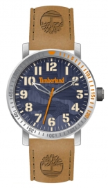 WATCH TIMBERLAND TOPSMEAD 44M 3H NAVY DIAL / BROWN LEATH TDWGA2101604