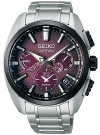 WATCH SEIKO ASTRON 5X53 SPORT TITANIO VIOLETA ED LTD SSH101J1