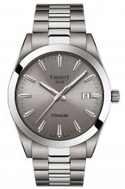 WATCH TISSOT GENTLEMAN TITANIUM T1274104408100