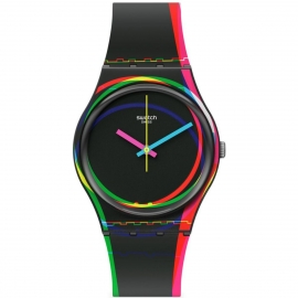 WATCH SWATCH RED SHORE GB333