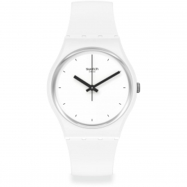 WATCH SWATCH THINK TIME WHITE SO31W100