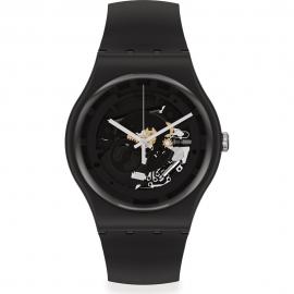 WATCH SWATCH SPOT TIME BLACK SO32B108