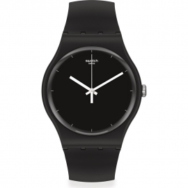 WATCH SWATCH THINK TIME BLACK SO32B106