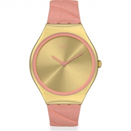 WATCH SWATCH BLUSH QUILTED SYXG114