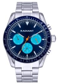 WATCH RADIANT TIDEMARK 45MM MULTI DIAL IPSILVER BRAZ RA577704