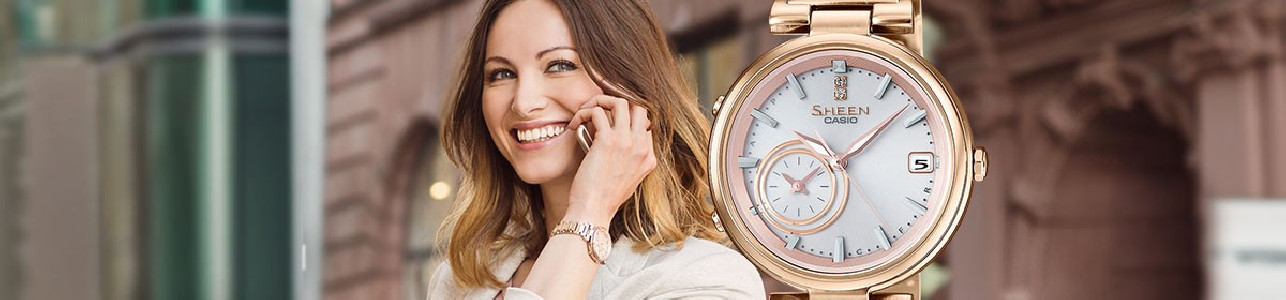 Casio Ladies' Watches